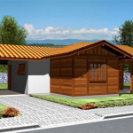 Casa de Madeira – Ecoporanga-ES - 108,31 m²