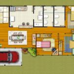 Casa de Madeira – Vitória-ES – 110,16 m²