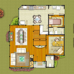 Casa de Madeira – Uberlândia-MG - 166,96 m²