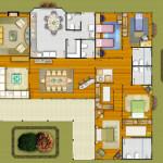 Casa de Madeira – Feira de Santana-BA – 262,13 m²