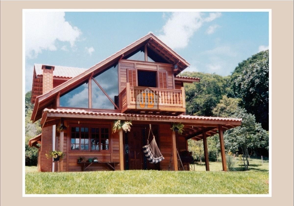 JB Casa de Madeira – São Mateus-ES - 129,27 m²