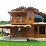 Casa de Madeira – Colatina-ES - 145 m²