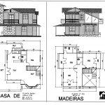 Casa de Madeira – Linhares-ES - 160,00 m²