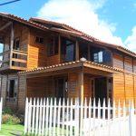 Casa de Madeira – Aracruz-ES – 93,00 m²