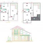 Casa de Madeira Duplex – Venda Nova do Imigrante-ES - 91,00 m²