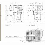 Casa de Madeira Duplex – Conceição do Castelo-ES - 99,00 m²
