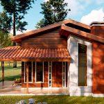 Casa de Madeira – Anchieta-ES – 100,00 m²