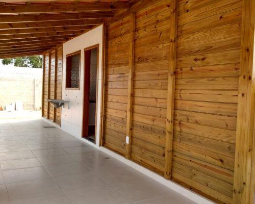 Casa de Madeira – Anchieta-ES – 100 m²
