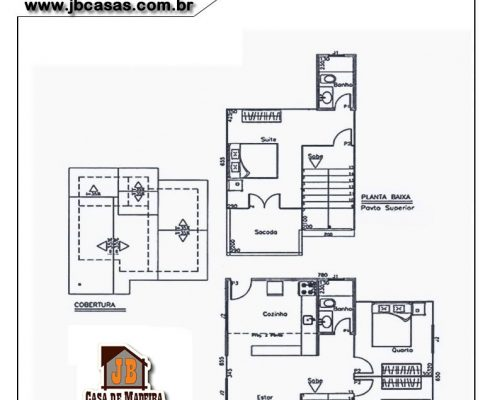 Casa de Madeira – Guarapari-ES 100 m²